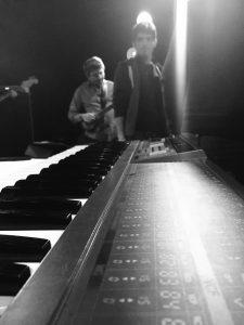 Rehearsal Paris - Novembre 2016