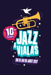JAZZ A VIALAS -2 AOUT 2017 - VISUEL
